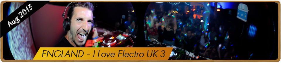 I LOVE ELECTRO UK 3