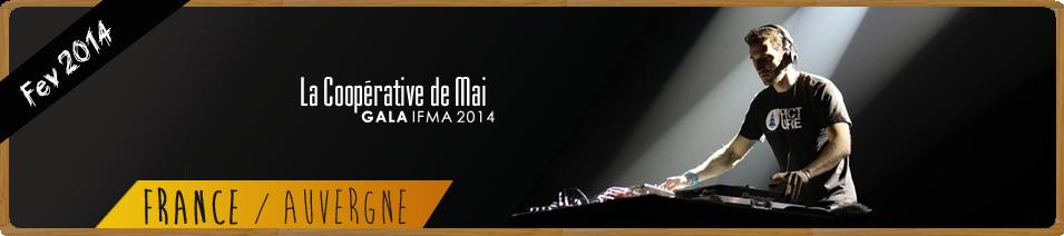 GALA IFMA 2014