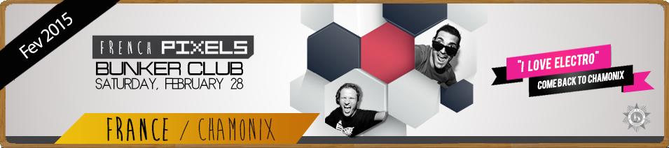 I Love Electro Chamonix 2015